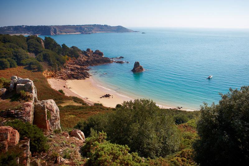 Jersey riconosciuta come destinazione top da Condé Nast