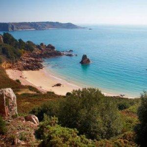 Jersey von Condé Nast als Top-Reiseziel erklärt