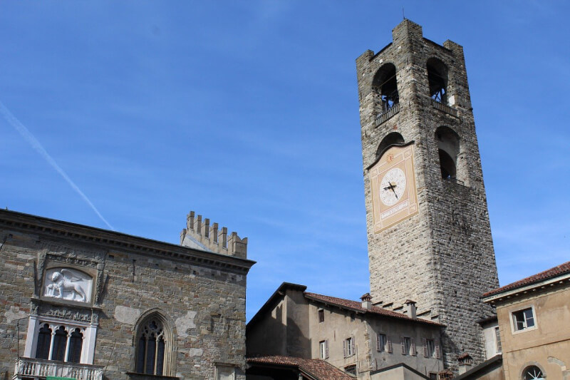 Free online English lessons to residents of Bergamo